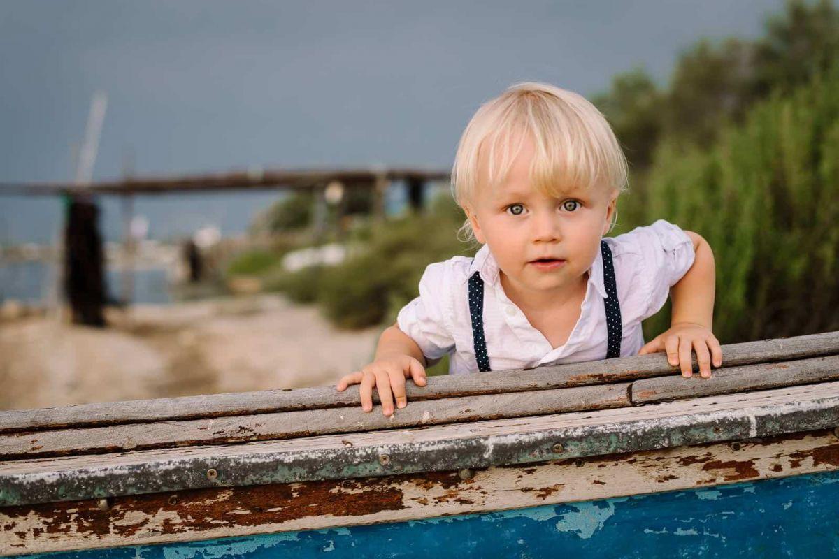 Photos d'enfant à Montpellier