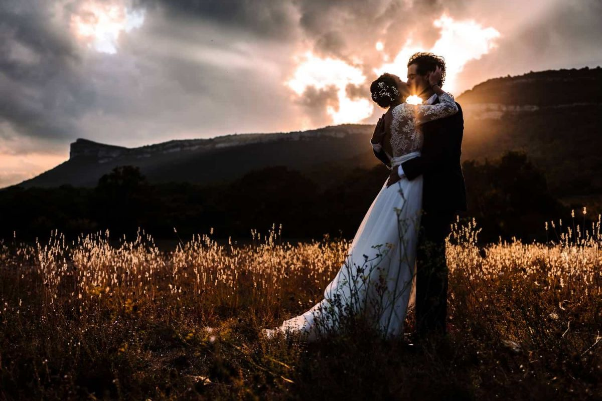 Mariage au Mas des Violettes dans l'Hérault