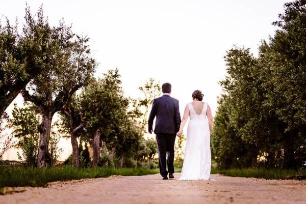 Mariage au Mas de Peyre proche de Nîmes