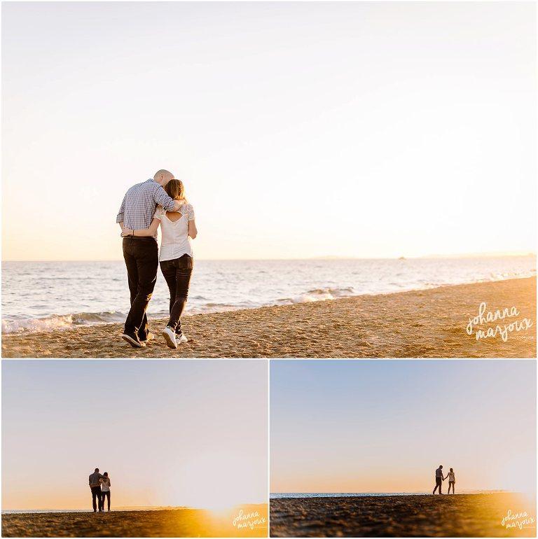 S ance photo en amoureux au coucher du soleil a n - Coucher du soleil montpellier ...