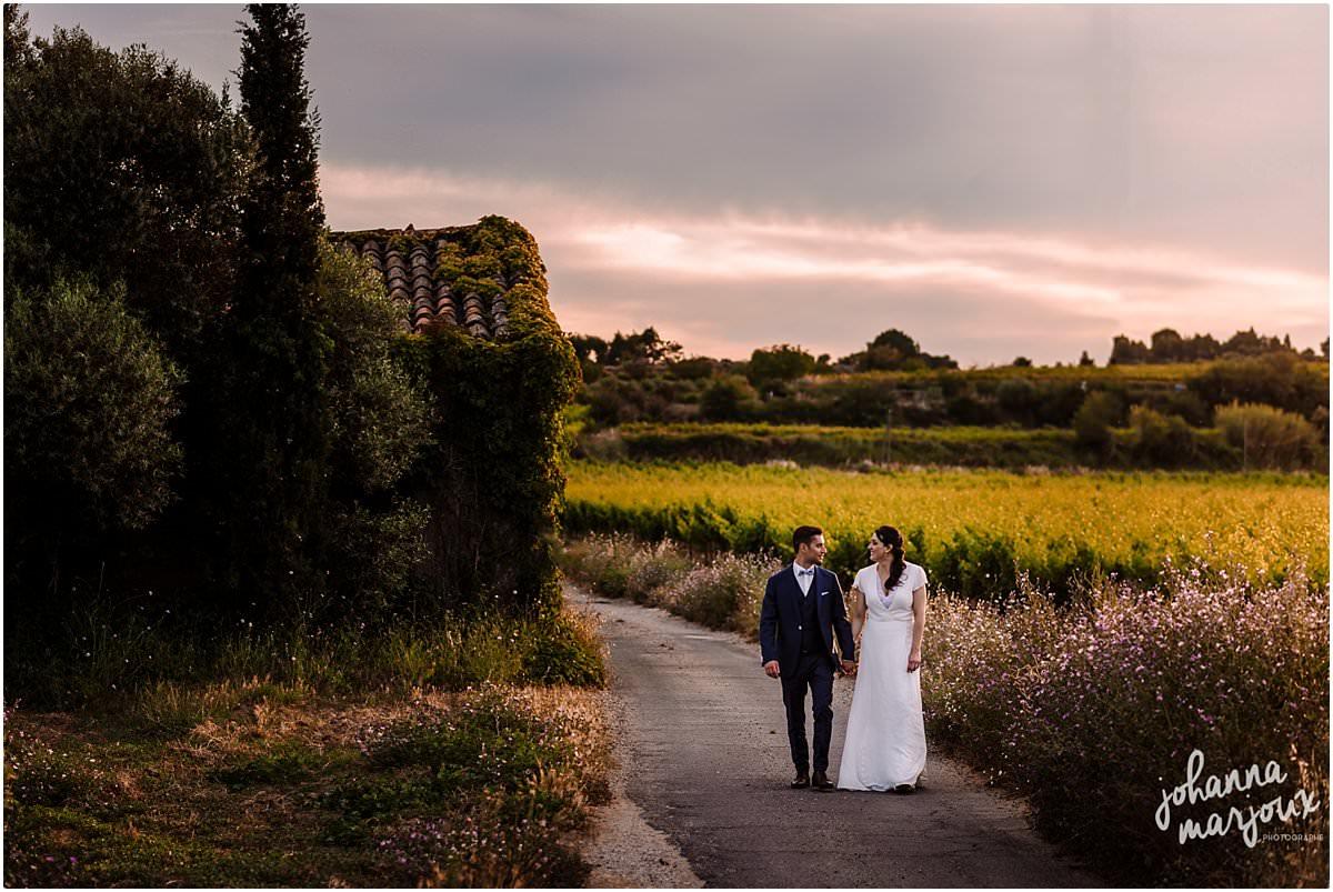 Mariage au Domaine de Pech Laurier dans l'Aude