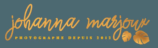 Logo Johanna Marjoux Photographe