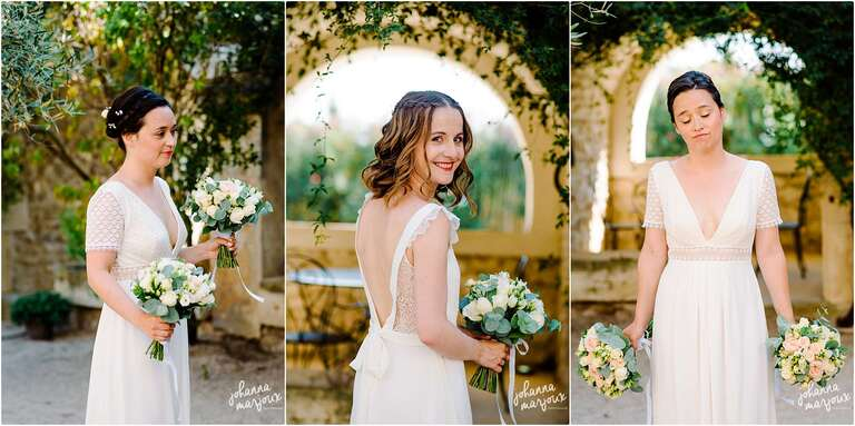 mariage entre fille provence